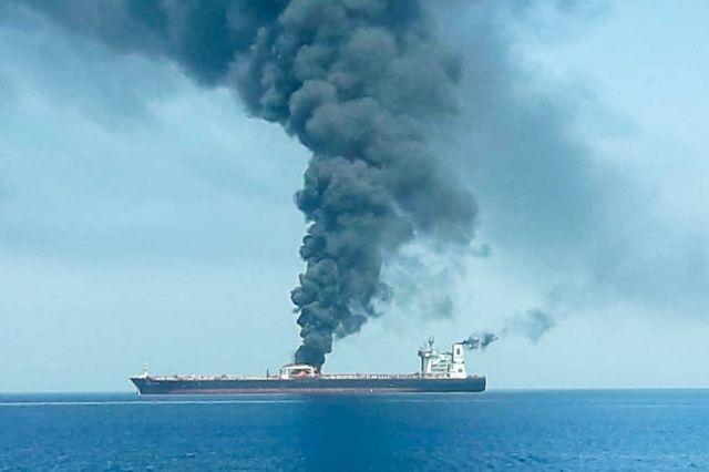 Süddeutsche Zeitung: Κλιμάκωση στον Περσικό Κόλπο | tanea.gr