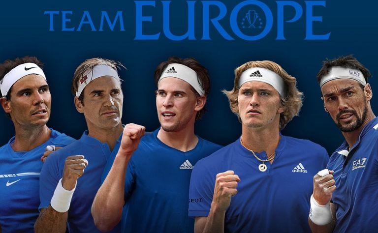 Σύμπραξη Φέντερερ και Ναδάλ για την Team Europe | tanea.gr