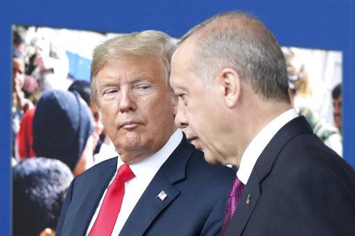 Το Σάββατο η συνάντηση Τραμπ – Ερντογάν | tanea.gr