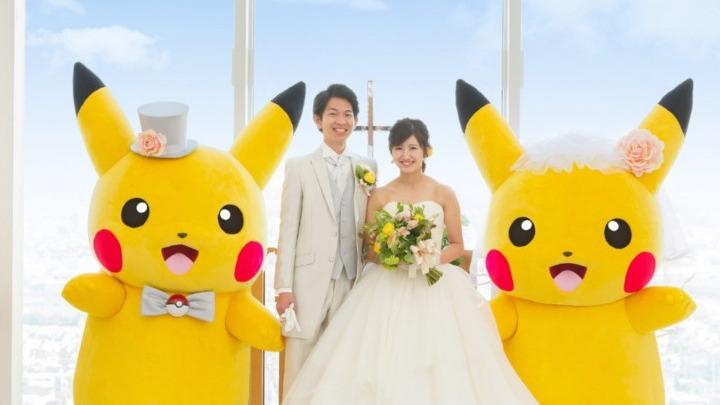 Ιαπωνία: Πόκεμον θα συνοδεύουν τα ζευγάρια στα σκαλιά της εκκλησίας   tanea.gr