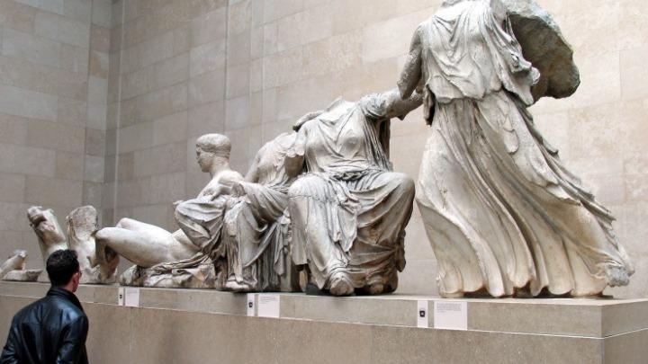 Ενα τραγούδι για την επιστροφή των Γλυπτών του Παρθενώνα (βίντεο) | tanea.gr