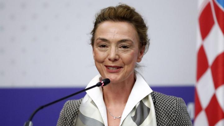 Μαρία Πεϊτσίνοβιτς Μπούριτς: Στο τιμόνι του Συμβουλίου της Ευρώπης | tanea.gr