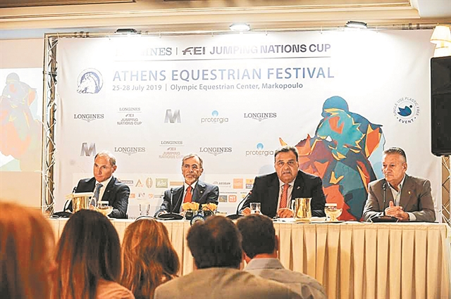 Στο επίκεντρο της παγκόσμιας ιππασίας   tanea.gr