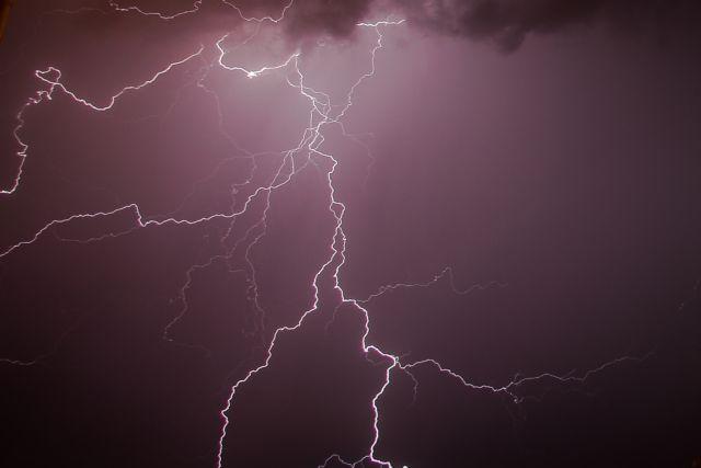 Η ΕΜΥ προειδοποιεί για νέες ισχυρές βροχές σε Θεσσαλονίκη και Χαλκιδική | tanea.gr