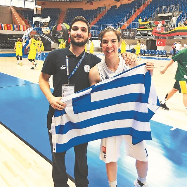 «Μεγάλη μου χαρά να συμμετέχω στην Εθνική»   tanea.gr