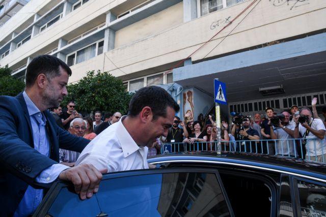 Από το Ζάππειο οι δηλώσεις Τσίπρα για το αποτέλεσμα των εκλογών | tanea.gr