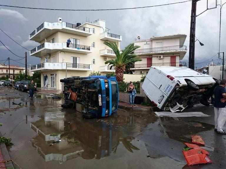 Ειχαν προειδοποιήσει οι επιστήμονες για καταστροφικούς ανεμοστρόβιλους | tanea.gr