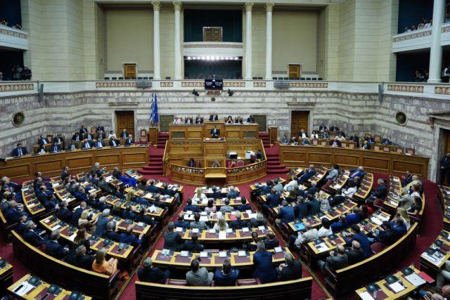 Σε εξέλιξη η ψηφοφορία για τις προγραμματικές δηλώσεις της κυβέρνησης | tanea.gr