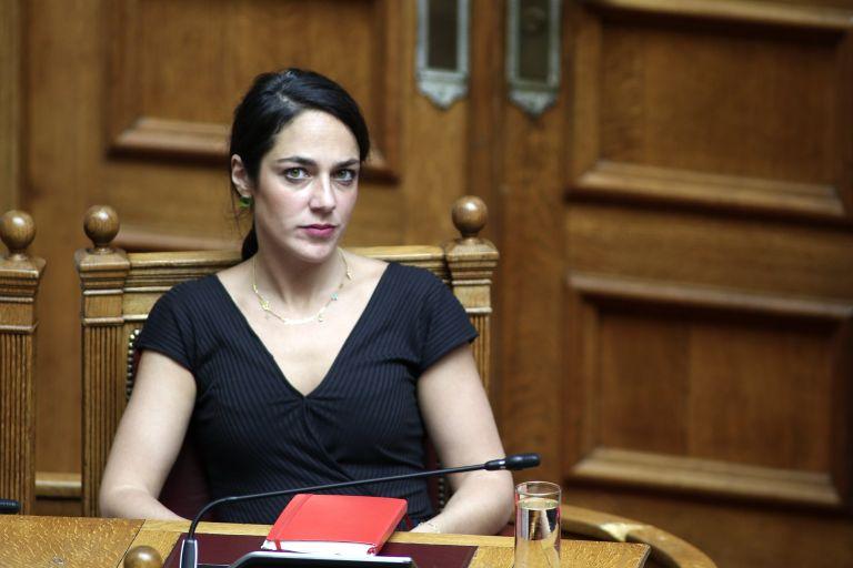Δόμνα Μιχαηλίδου: 2.000 ευρώ για κάθε παιδί που γεννιέται από το 2020   tanea.gr
