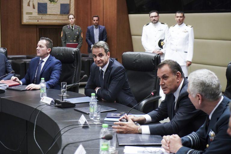 Παναγιωτόπουλος: Πρέπει να ενισχυθεί το αξιόμαχο και η αποτρεπτική ικανότητα των Ενόπλων Δυνάμεων   tanea.gr