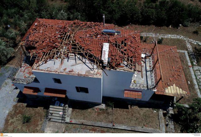 Μαρτυρία από τη Χαλκιδική: Του έπεσε το κιόσκι στο κεφάλι | tanea.gr
