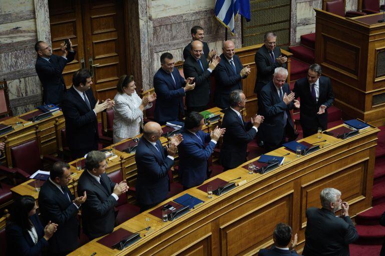 Με 158 «ναι» ψηφίστηκαν οι προγραμματικές δηλώσεις της κυβέρνησης | tanea.gr