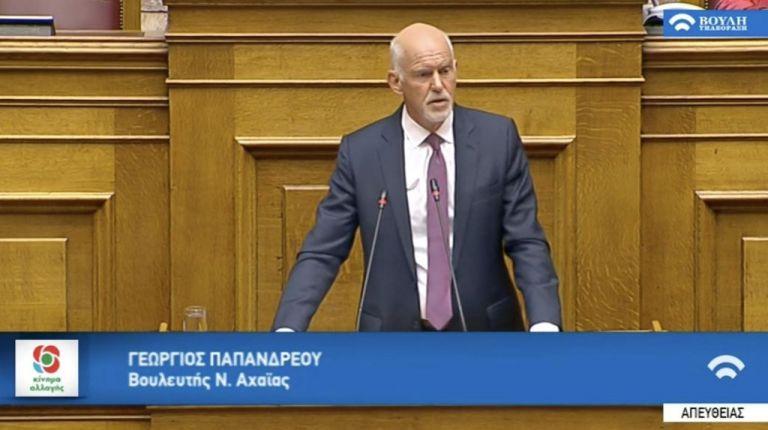 Παπανδρέου: Όταν έλεγα λεφτά υπάρχουν το απέδειξα, αλλά χάλασα την πιάτσα   tanea.gr