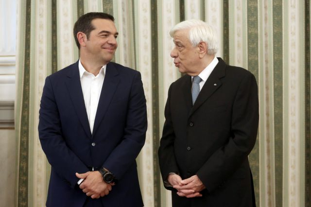 Ο Παυλόπουλος δεν υπέγραψε τα ΠΔ με τις αλλαγές στον Άρειο Πάγο | tanea.gr
