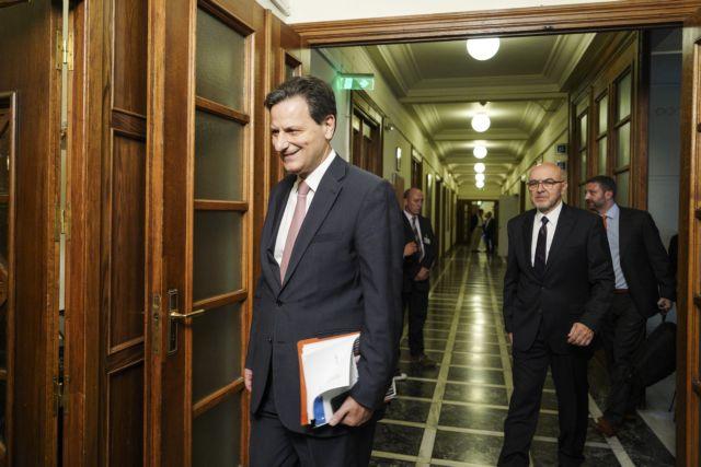 Σκυλακάκης: Στοίχημα της κυβέρνησης η πυροδότηση ενάρετου κύκλου επενδύσεων | tanea.gr