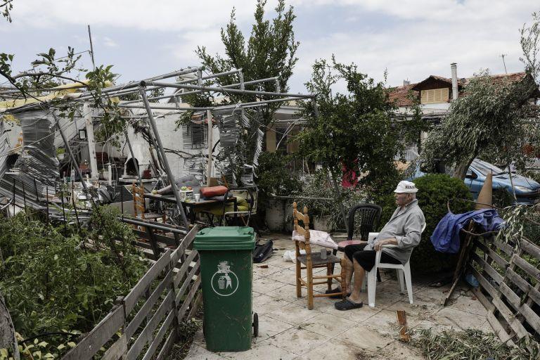 Χαλκιδική: Εκατοντάδες σπίτια χωρίς στέγες | tanea.gr