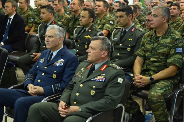 Αύξηση της στρατιωτικής θητείας ζήτησαν οι Αρχηγοί των Επιτελείων | tanea.gr