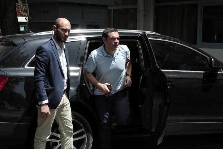 Πολιτική Γραμματεία του ΣΥΡΙΖΑ : Ο Τσίπρας ανασυγκροτεί το κόμμα | tanea.gr