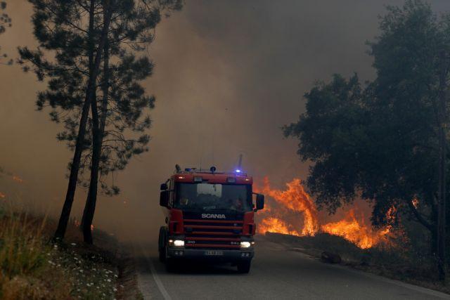 Υπό πλήρη έλεγχο η πυρκαγιά σε δασική έκταση στην Ξάνθη   tanea.gr
