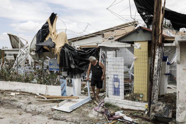 Εικόνες βιβλικής καταστροφής στη Χαλκιδική: Ο αγνοούμενος ψαράς το 7ο θύμα | tanea.gr