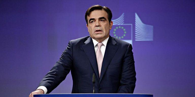 Ο Μαργαρίτης Σχοινάς νέος Επίτροπος στην Κομισιόν | tanea.gr