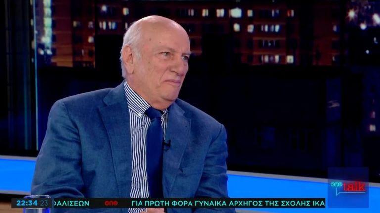 Χ. Ζερεφός στο One Channel: Το 1/3 της Ελλάδας κινδυνεύει με ερημοποίηση | tanea.gr
