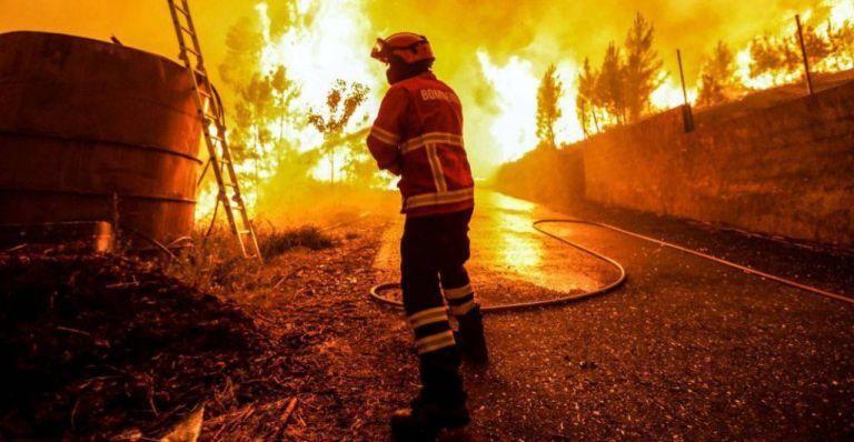 Κατά 90% έχουν τεθεί υπό έλεγχο οι πυρκαγιές στην Πορτογαλία | tanea.gr