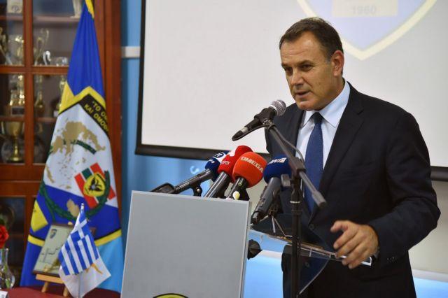 Παναγιωτόπουλος στο One Channel: Προβληματιζόμαστε αλλά δεν φοβόμαστε τις τουρκικές προκλήσεις   tanea.gr