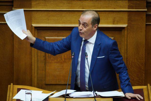 Κατά της καθολικής απαγόρευσης του καπνίσματος ο Βελόπουλος | tanea.gr