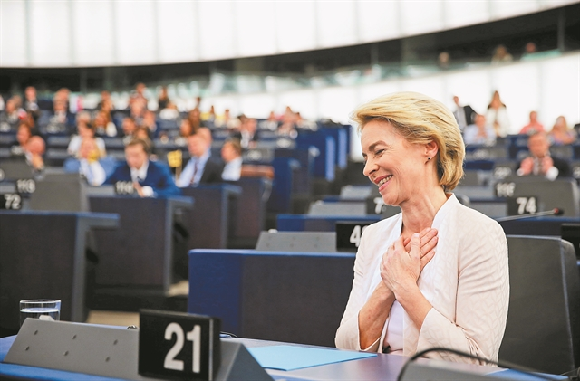 «Ας είμαστε θαρραλέοι για την Ευρωπαϊκή Ενωση» | tanea.gr