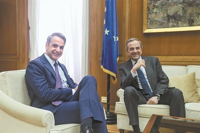 Αποσύρθηκε από την κούρσα του επιτρόπου ο Σαμαράς | tanea.gr