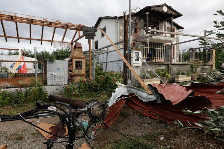Χαλκιδική: Αποκαθίσταται η βλάβη – Σε κυκλοφορία τμήμα του δρόμου που είχε κλείσει | tanea.gr