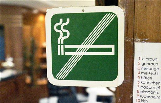 Αυστρία: Οριστική απαγόρευση του καπνίσματος στην εστίαση   tanea.gr