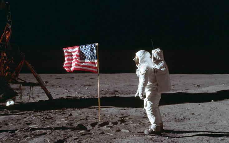 Η NASA γιορτάζει την αποστολή Apollo 11 στη Σελήνη | tanea.gr