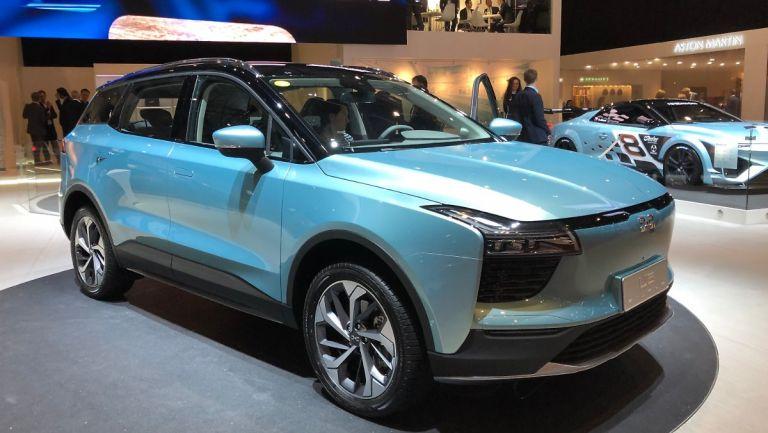 Aiways U5: Το νέο κινέζικο ηλεκτρικό αυτοκίνητο που έρχεται οδικώς στην Ευρώπη | tanea.gr