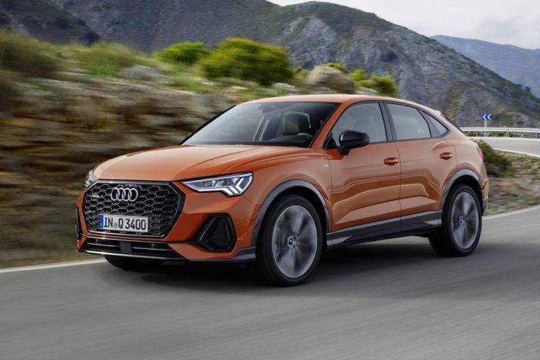 Το νέοAudi Q3 Sportback ανεβάζει τον πήχη στα SUV | tanea.gr