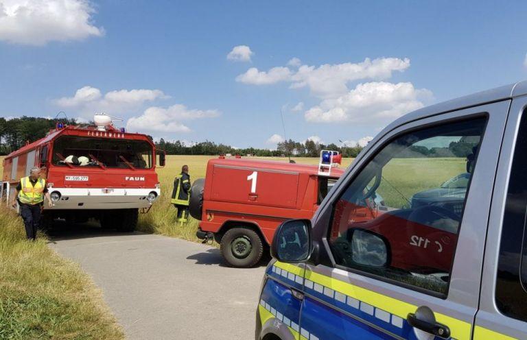 Γερμανία: Συντριβή στρατιωτικού ελικοπτέρου με νεκρή στο Ανόβερο | tanea.gr