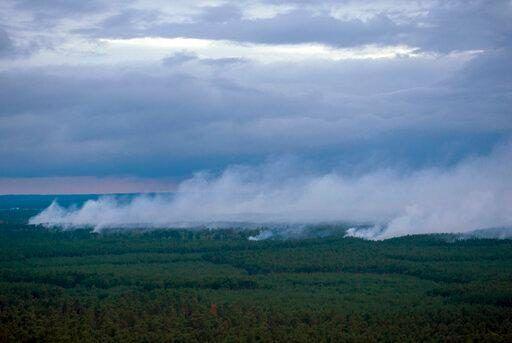 Μεγάλη φωτιά στη Γερμανία - Εκκενώθηκαν τέσσερις πόλεις   tanea.gr