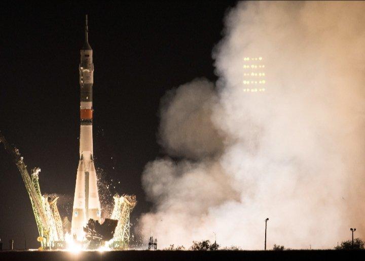 Επιτυχής εκτόξευση για τον επανδρωμένο πύραυλο Soyuz | tanea.gr
