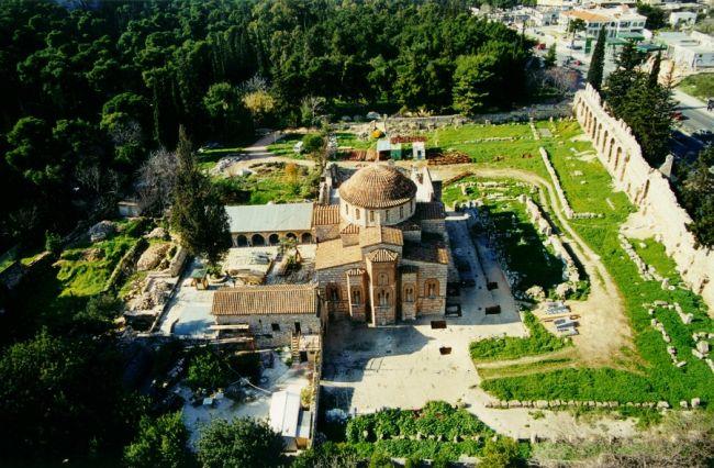 Κλειστή το Σάββατο η Μονή Δαφνίου λόγω του σεισμού | tanea.gr