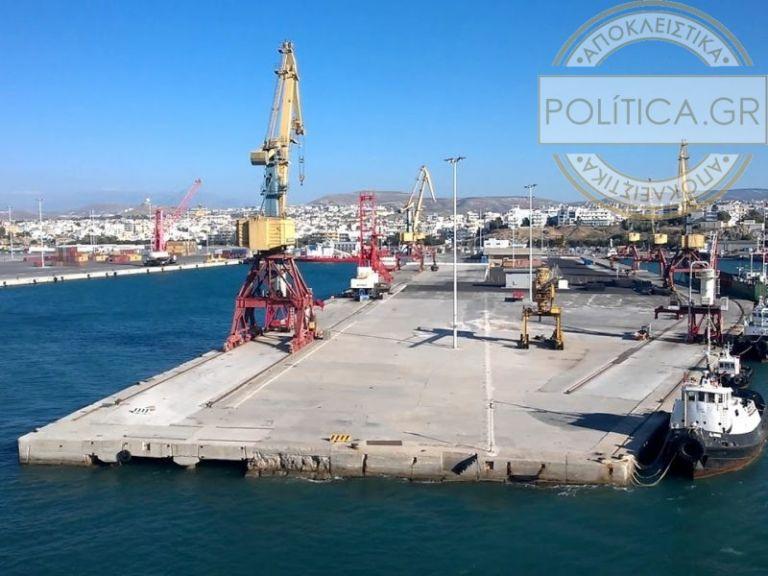 Σε στάση εργασίας προχώρησαν οι εργαζόμενοι στο λιμάνι του Ηρακλείου | tanea.gr