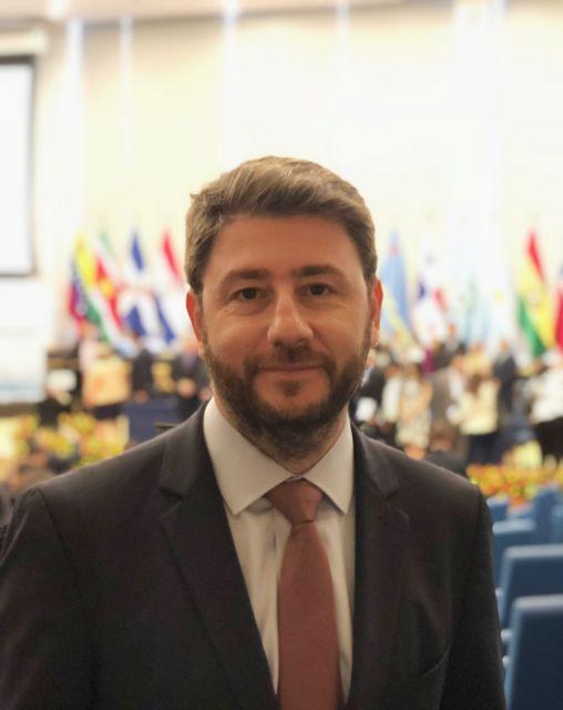 Νίκος Ανδρουλάκης: Εξελέγη αντιπρόεδρος της Επιτροπής Άμυνας και Ασφάλειας του Ευρωκοινοβουλίου | tanea.gr