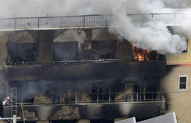 Kyoto Animation: Θλίψη στην Ιαπωνία – 33 νεκροί από πυρκαγιά | tanea.gr