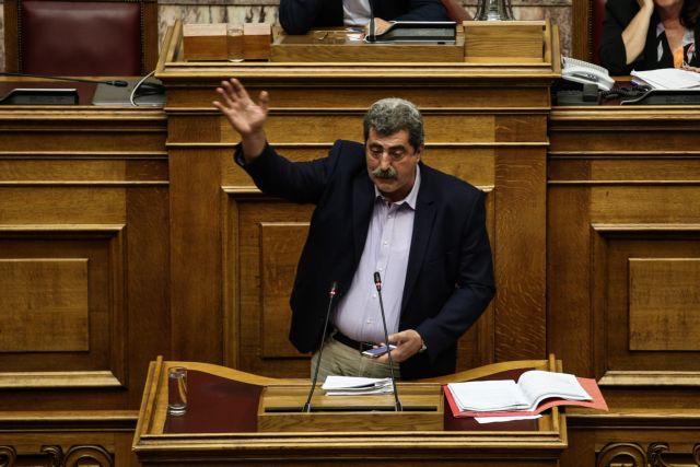«Λάσπη» προς πολιτικούς αντιπάλους από τον εκνευρισμένο Πολάκη - Αποχώρησε ο ΣΥΡΙΖΑ από τη διαδικασία | tanea.gr