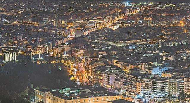 Το φωτογραφικό πορτρέτο της Αθήνας από τον Πάνο Κοκκινιά και το ΝΕΟΝ | tanea.gr