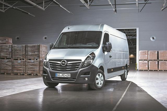Πρεμιέρα για το Opel Movano | tanea.gr