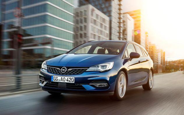Με πιο οικονομικούς κινητήρες το νέο Opel Astra   tanea.gr