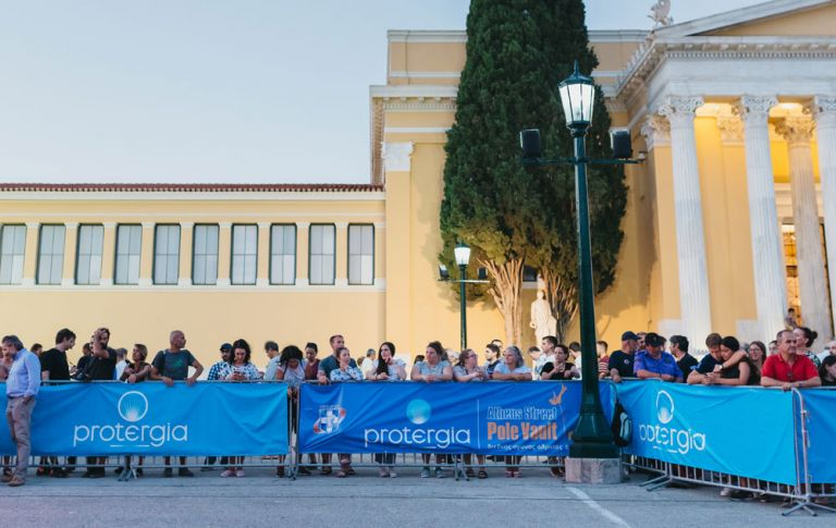 7ο Protergia Athens Street Pole Vault: Ένας αγώνας που έκλεψε τις εντυπώσεις | tanea.gr