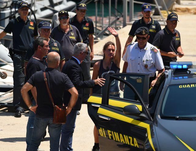 Ιταλία: Σε δίκη πλοίαρχος - πολέμια των «κλειστών λιμανιών» | tanea.gr