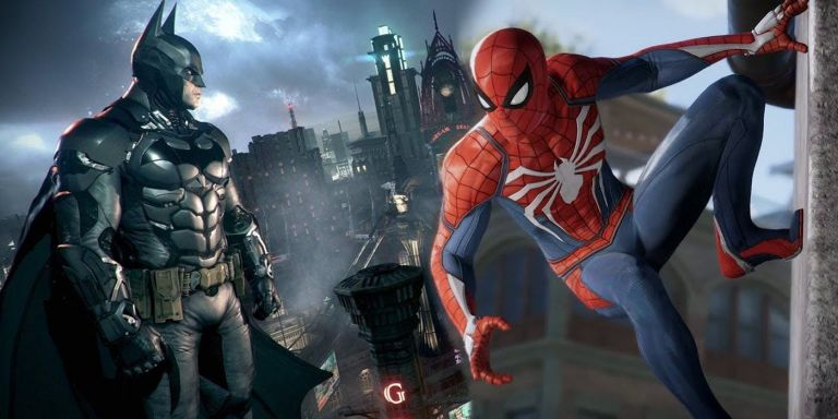 Τα 10 πιο επιτυχημένα video games με υπερήρωες | tanea.gr
